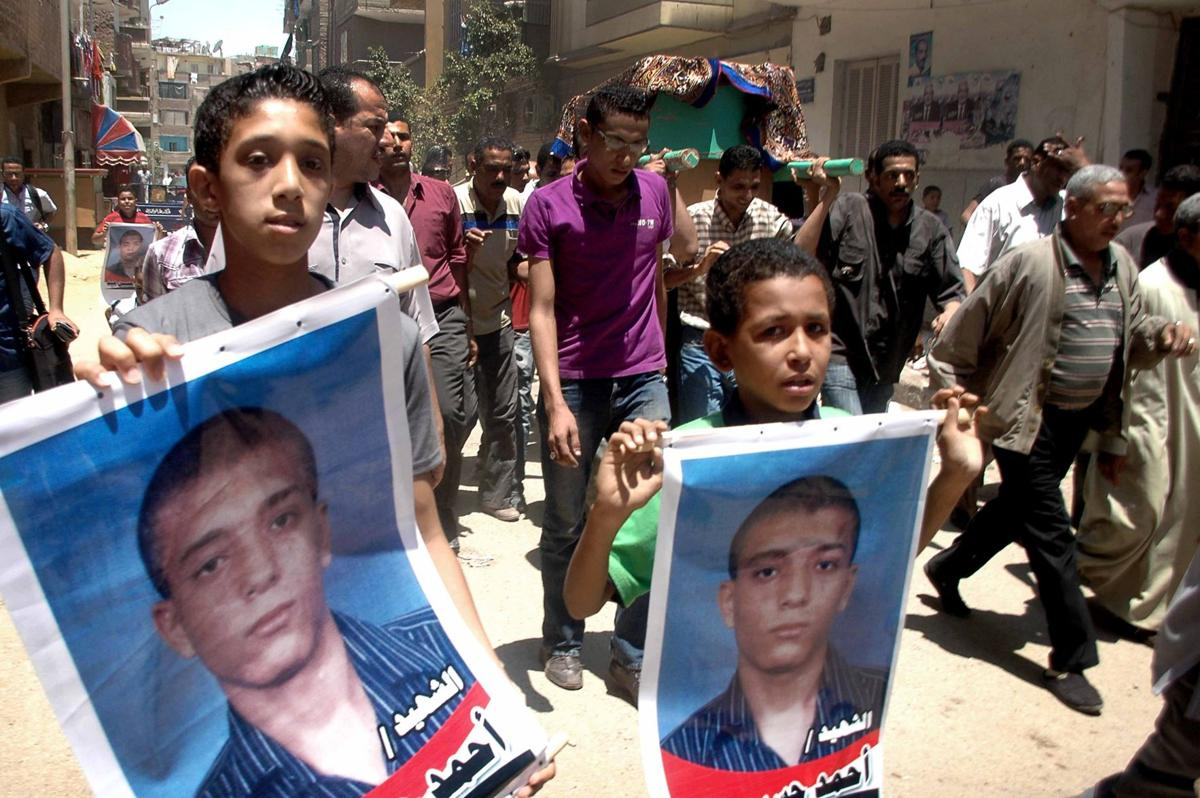 Killing stokes fears of Egypt's Islamists