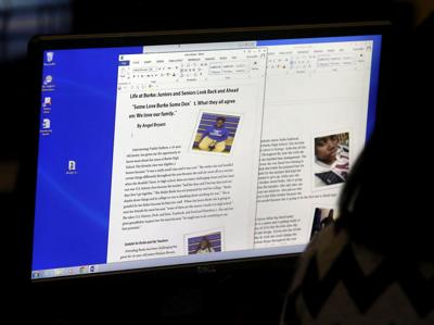 Thirty years later, Burke High School students resurrect the 'Parvenue' newspaper