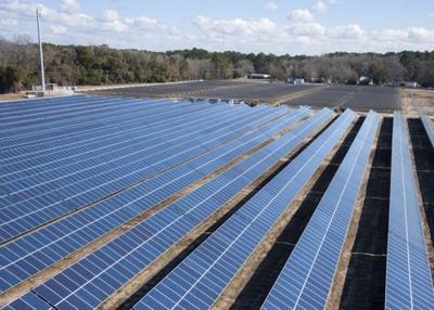 InterTech Group, SCE&G see bright future in solar