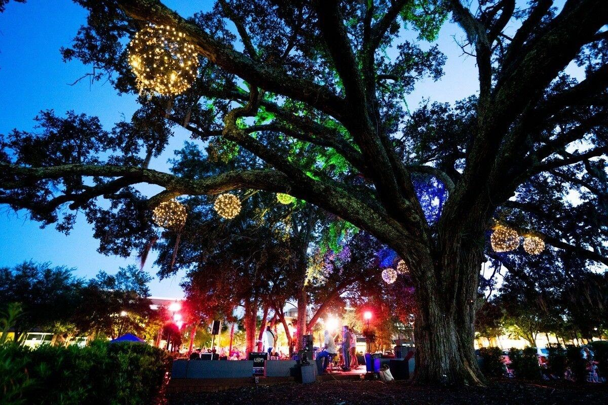 Live Under the Oaks