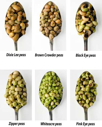 Peas, please