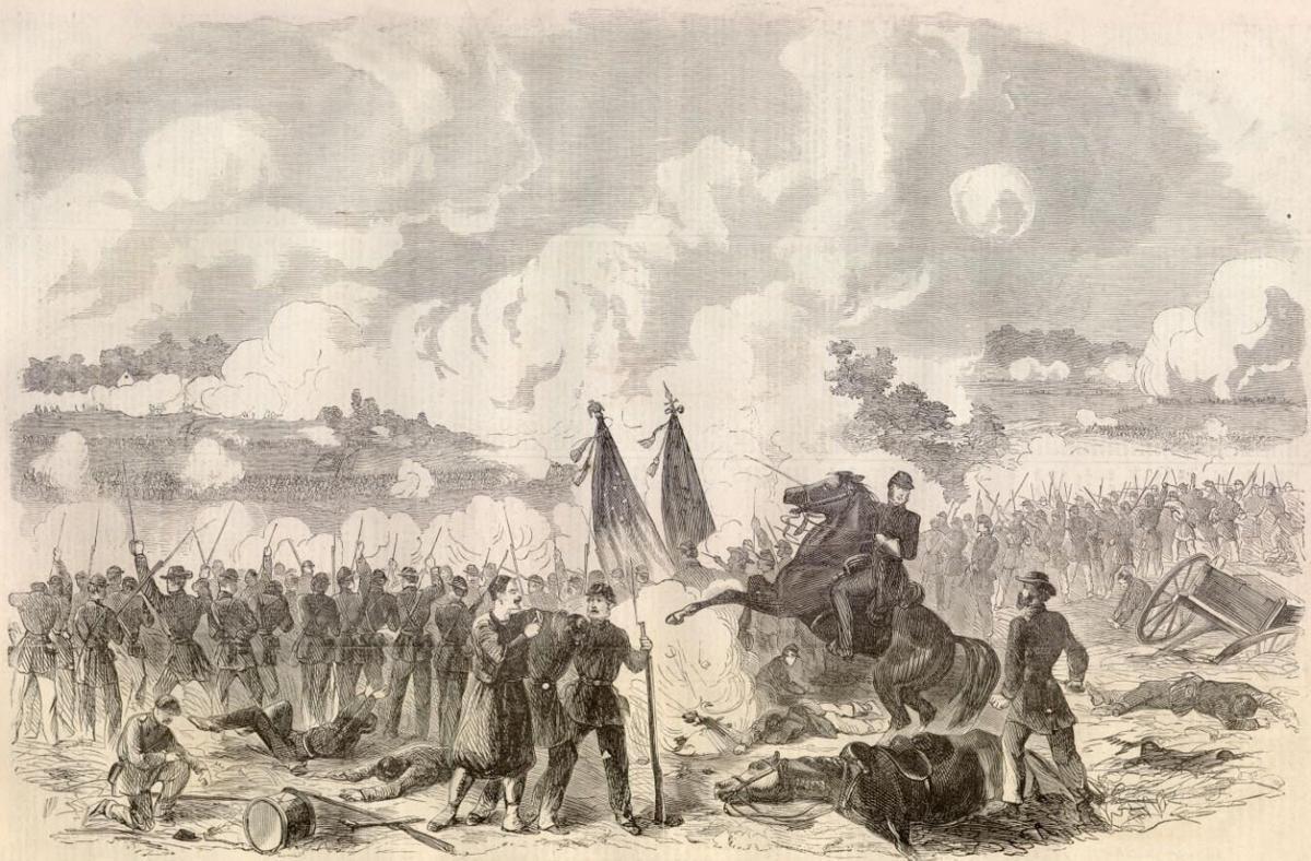 US accepts 285 Civil War battlefield acres in Va.