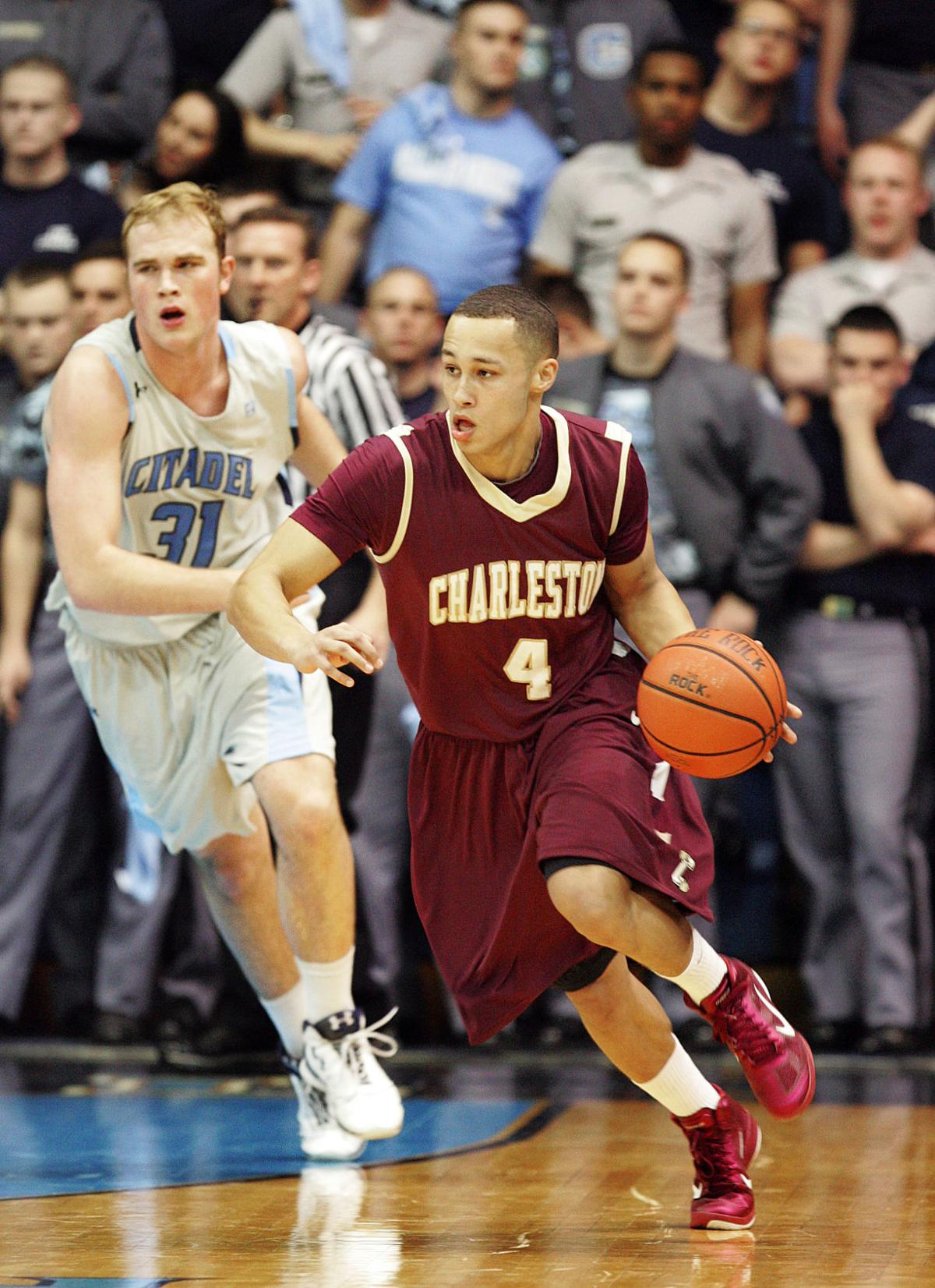 College of Charleston's Andrew Lawrence to play for Great Britain in Olympics