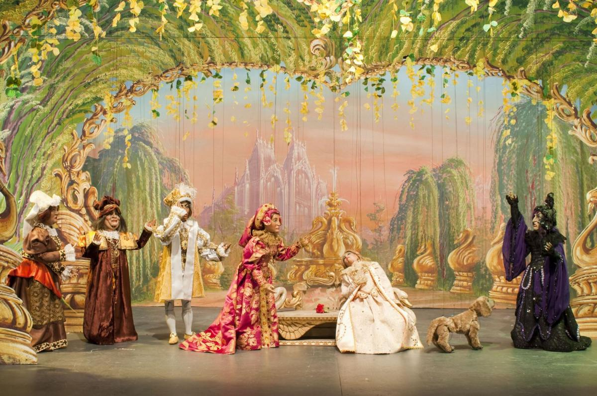 The marionettes are back The many iterations of 'Sleeping Beauty'