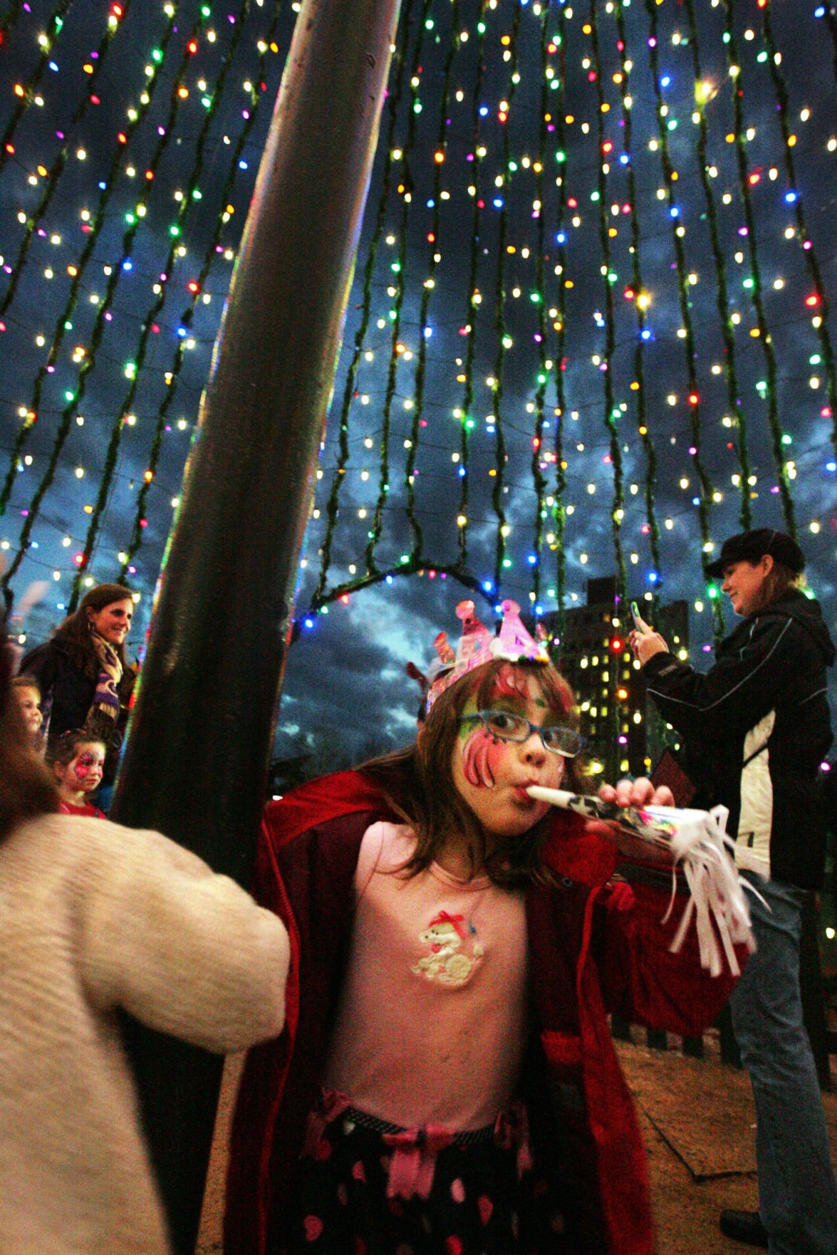 City to hold family-friendly New Year's Eve party in Marion Square