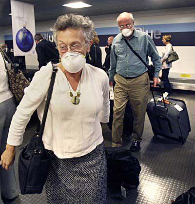 Swine flu in decline