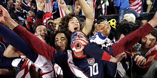 World Cup Soccer: United States 1, Algeria 0