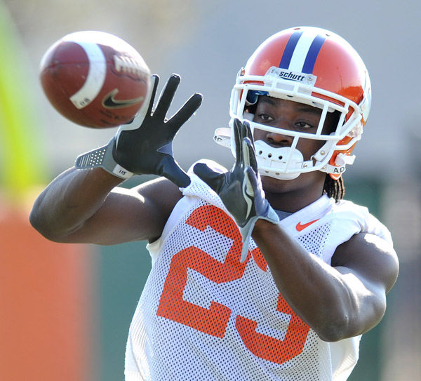 New mix of talent at top of ACC: Clemson standouts Ellington, Freeman among the top 10 offensive players in conference