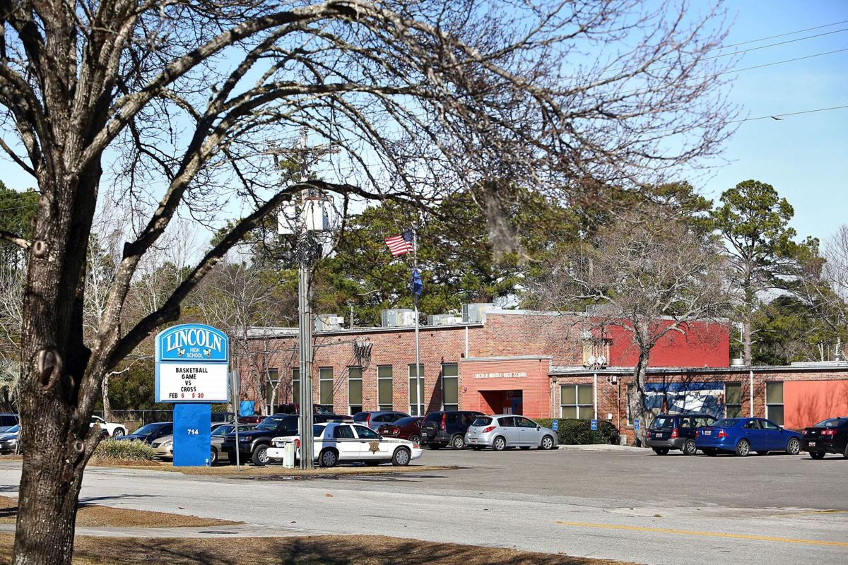 McClellanville residents continue to push for a new Lincoln High School