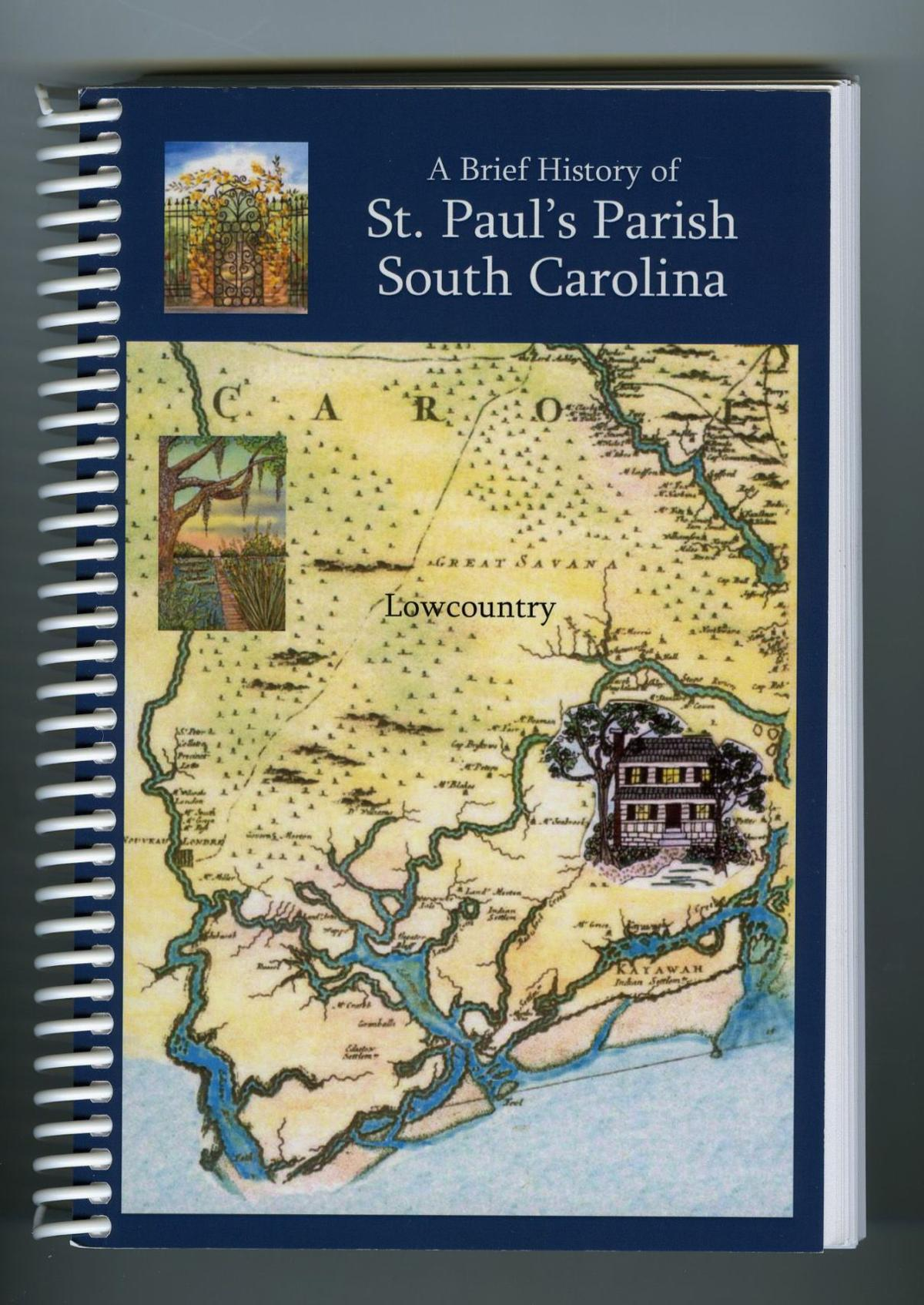 St. Paul's cookbook serves up history with family recipes
