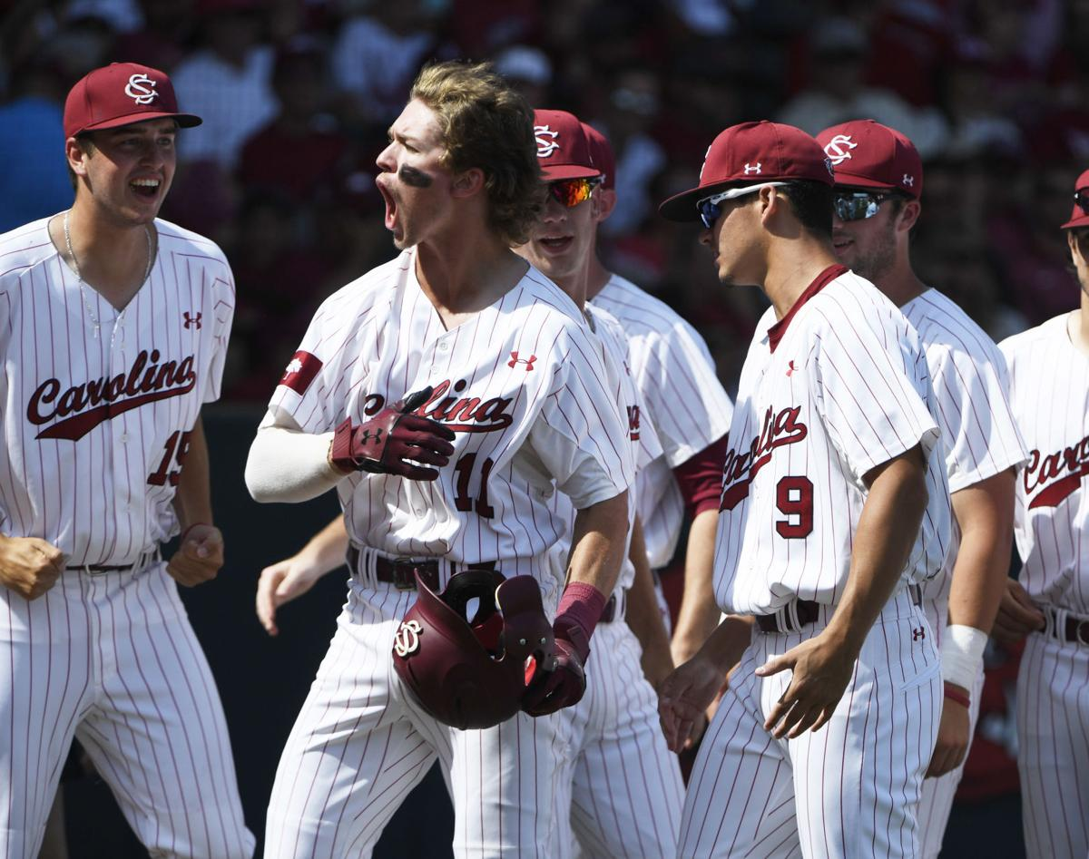 south carolina baseball is one win away from college world series
