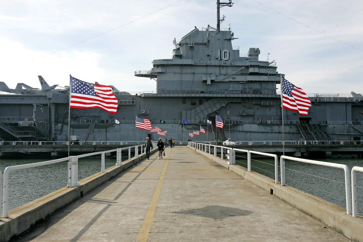 Bringing the Yorktown to life Plan aims at next generation of visitors