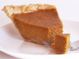 Crunchy Pumpkin Pie