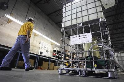 Charleston nonprofit set to send water aid to Japan (copy)