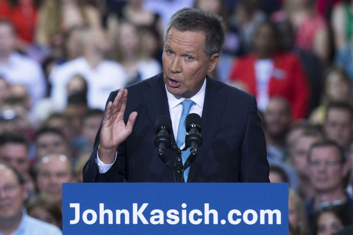 Ohio Gov. Kasich is 16th notable entry into Republican race