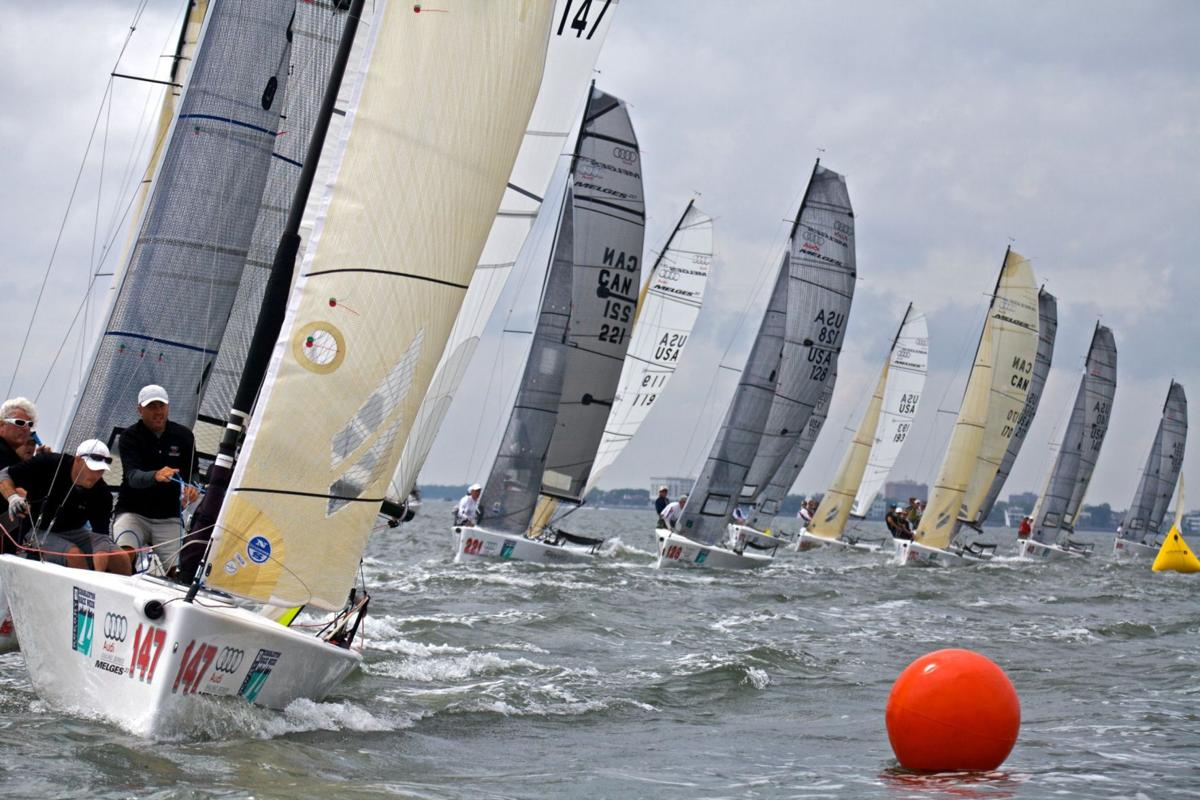 Final day looms at Race Week