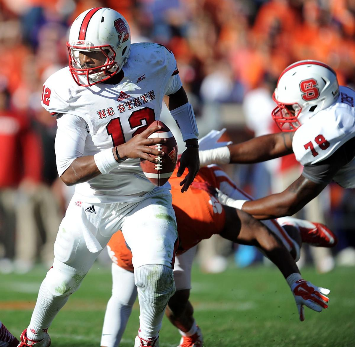 Clemson opponent preview No. 8: at N.C. State, Oct. 31