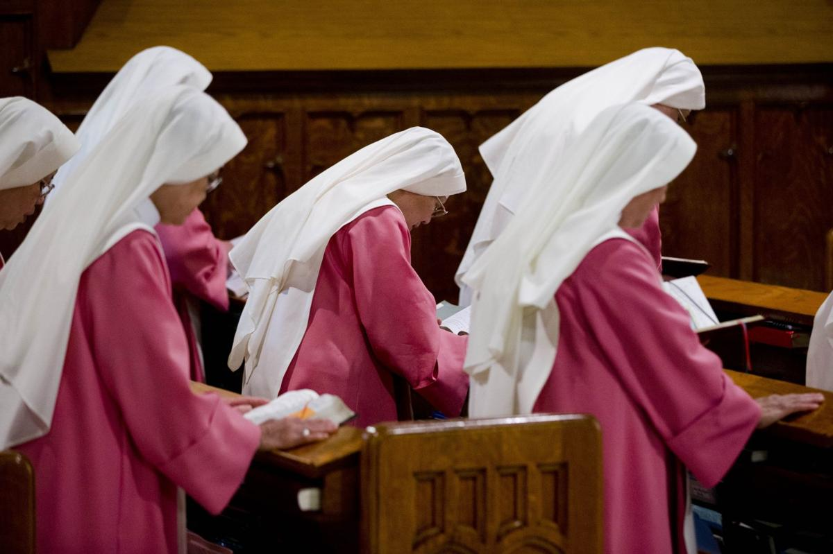 Pink Sisters achieve 100 years of nonstop prayer, seek 100 more