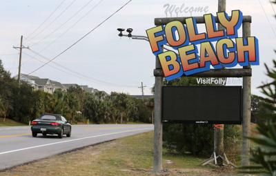 Folly Beach Sign (copy) (copy) (copy) (copy)