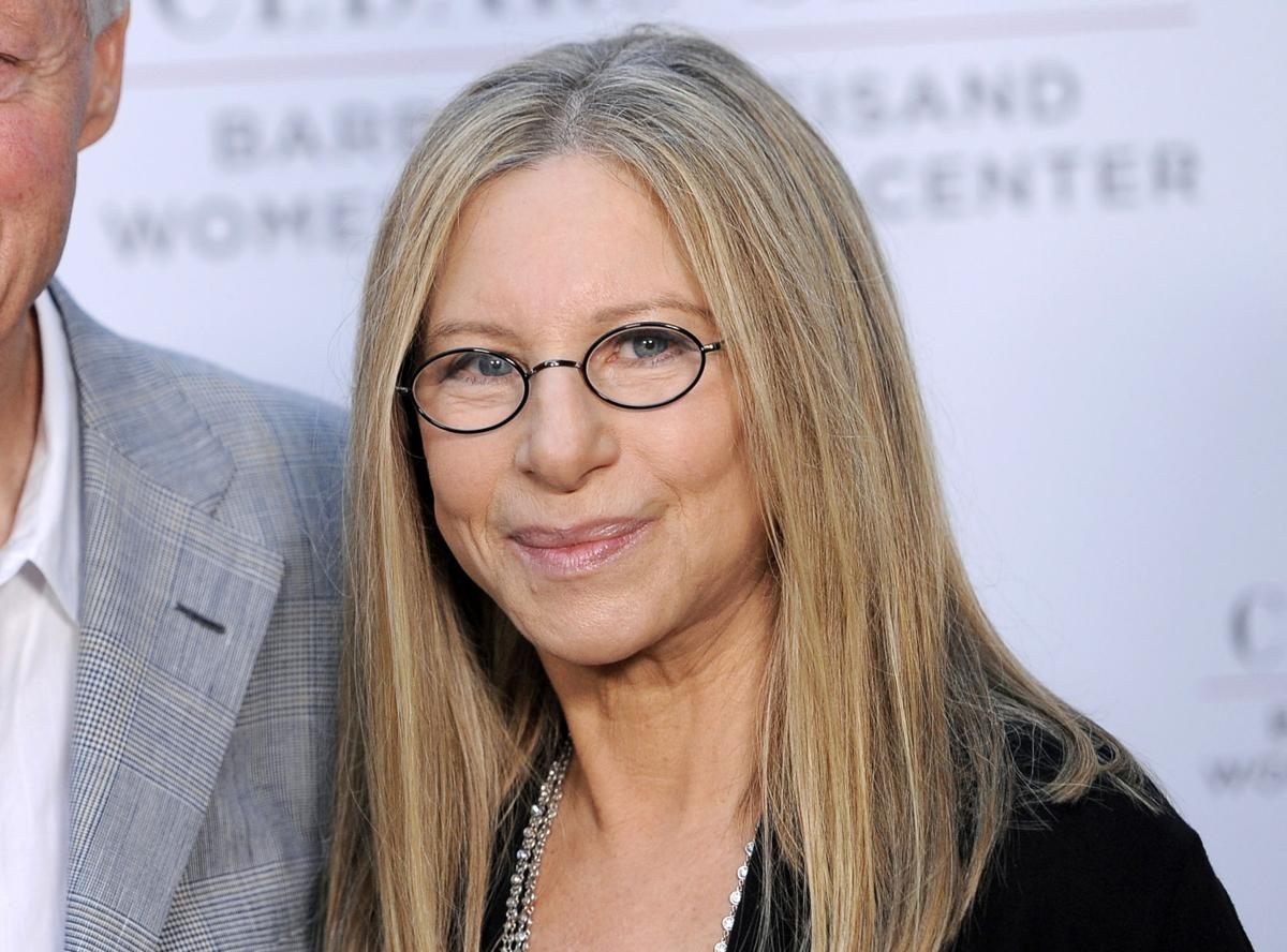 Streisand to receive honorary Ph.D. in Israel