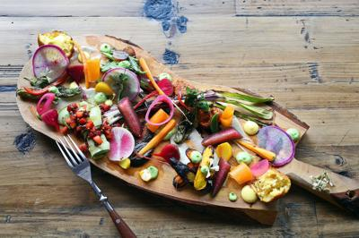 Harold's Cabin Restaurant serving quirky food that works