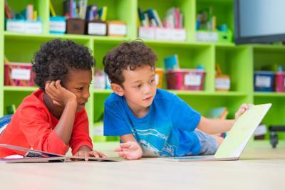 Raising a reader (copy) (copy)