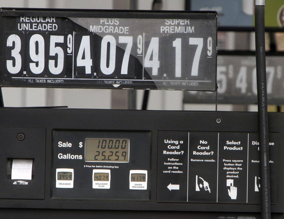 After 4-month surge, gas prices start falling