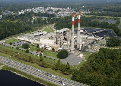 Old Santee Cooper coal-fired plant will soon be history