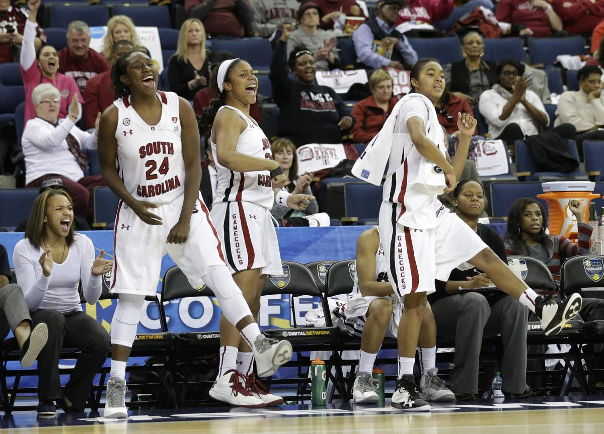 South Carolina gets No. 4 seed in women's NCAA tournament, but must play in Colorado