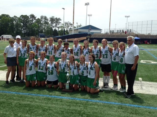 Bishop England wins girls state title in lacrosse