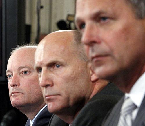 BP chairman accepts 'liability, blame'