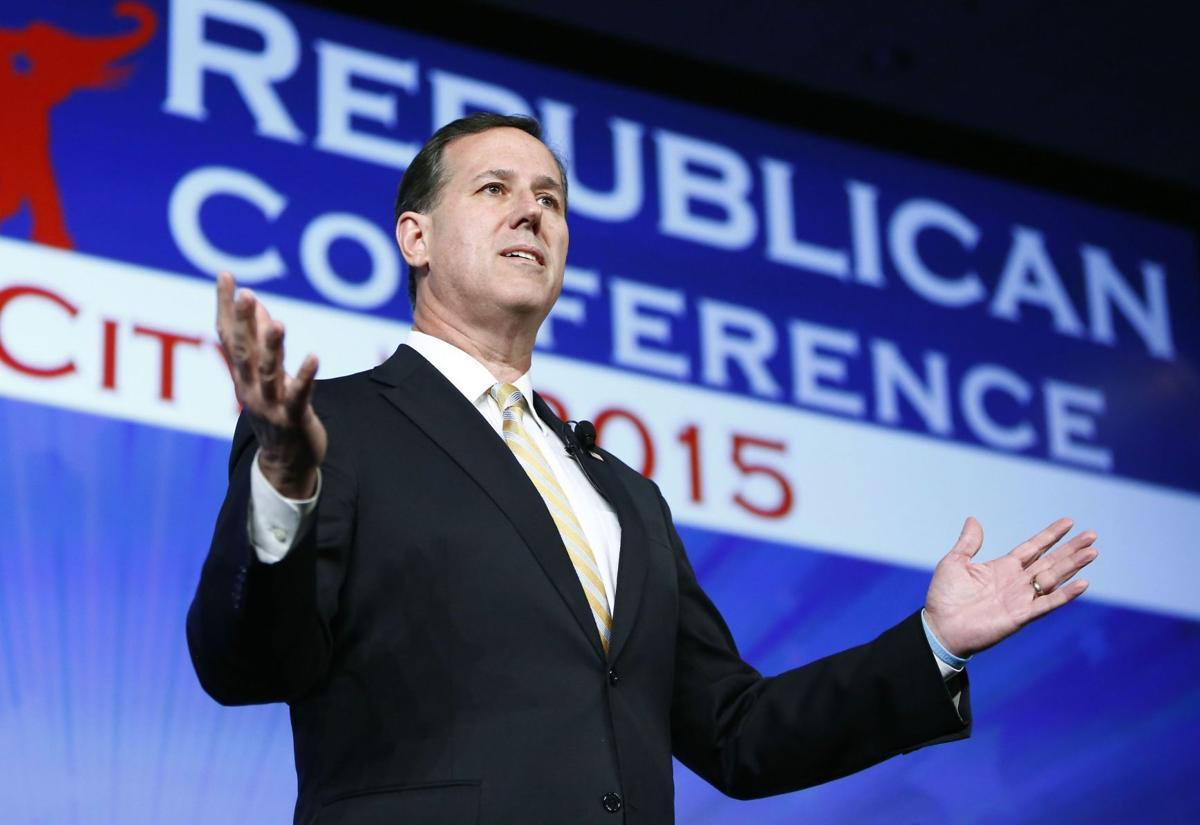Rick Santorum launching second White House run