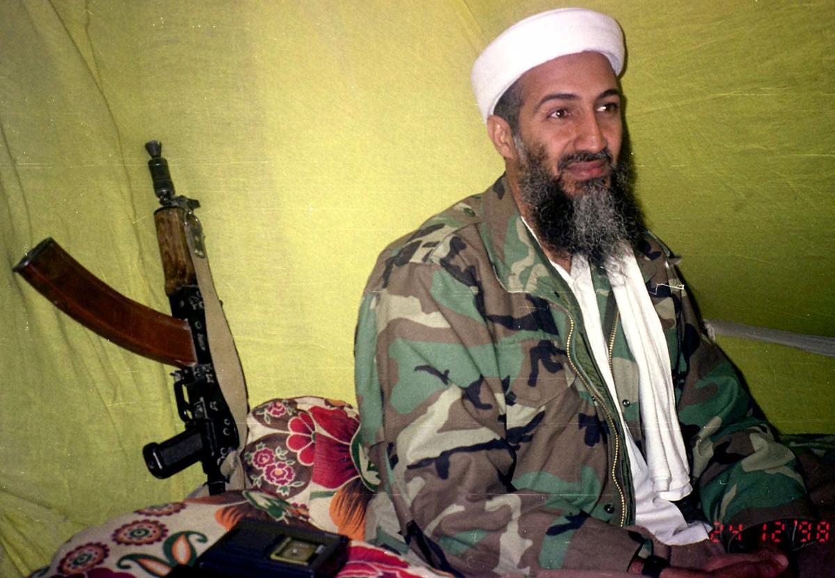 Bin Laden eyed US rails from his secret compound