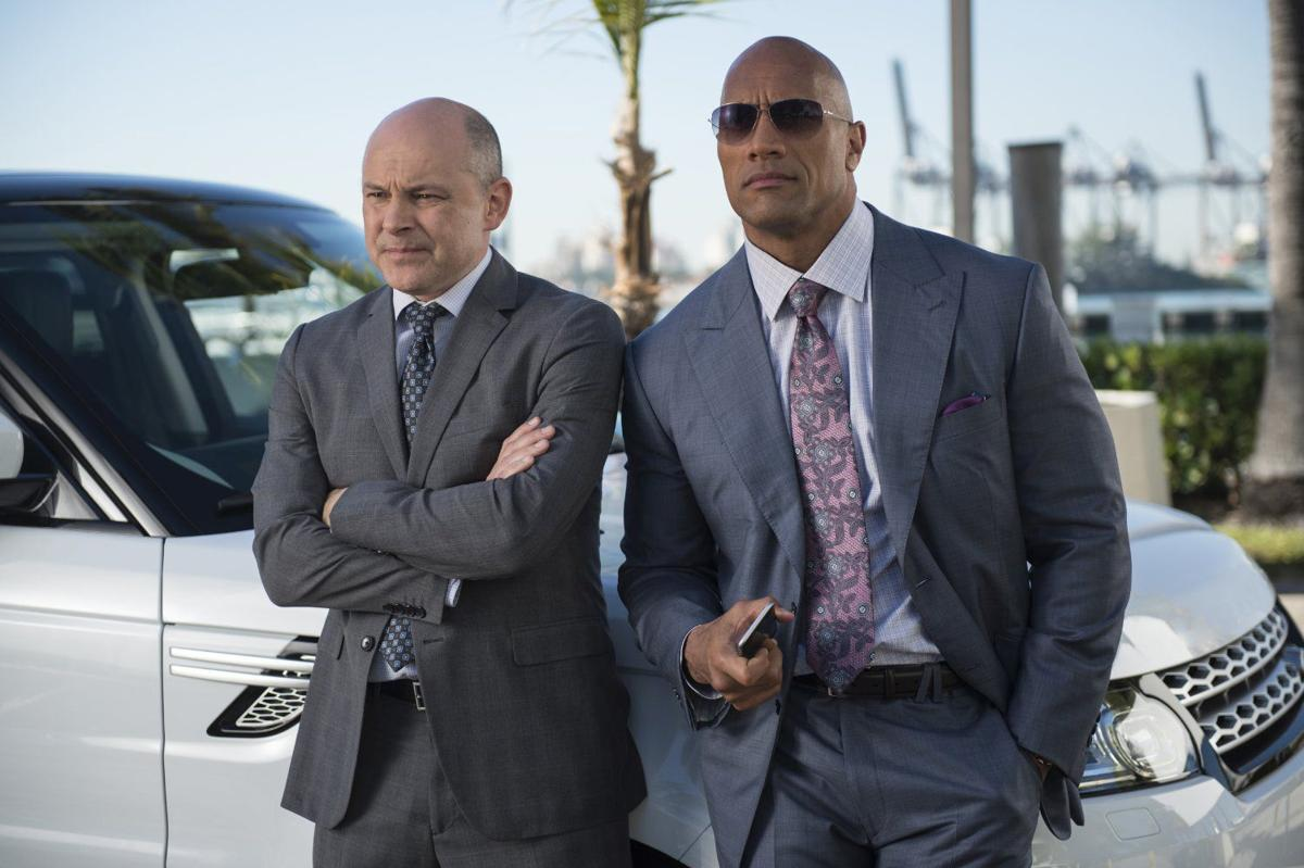 Corddry on 'Ballers,' end of 'Childrens Hospital'