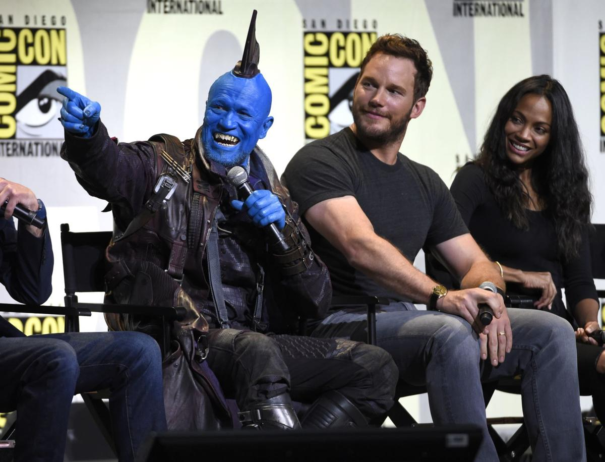 Marvel marks Comic-Con return with a star-filled showstopper