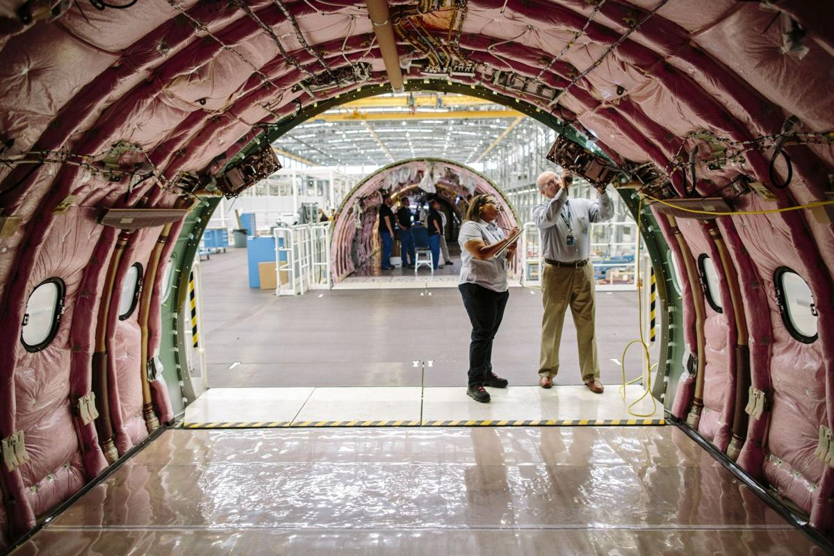 Rivalry in the air Ala. Airbus plant cracks Boeing home-field advantage