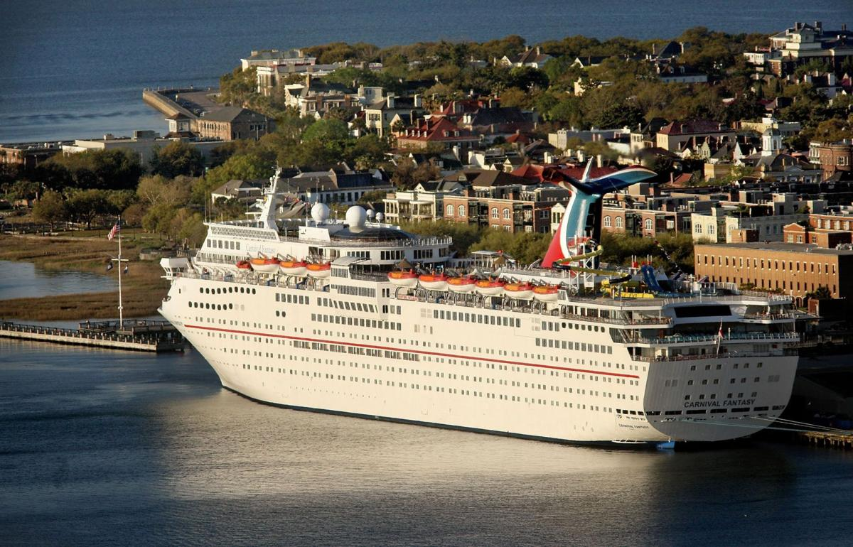 New Year New Destination For Charlestons Homeported Cruise Ship - Cruise ships out of charleston