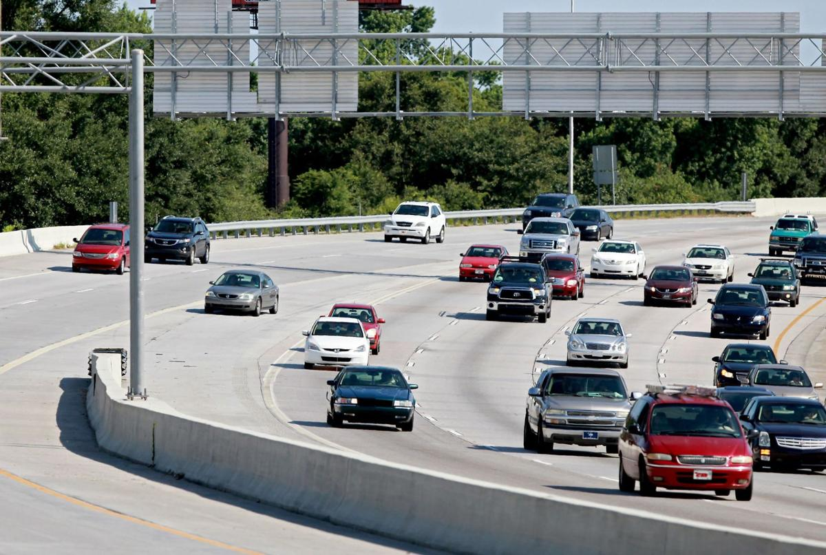I-26 free and clear of construction for holiday travel
