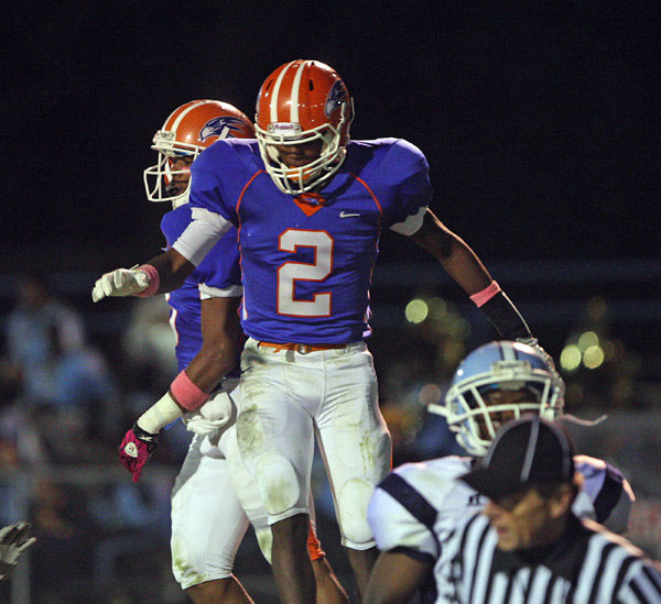 What can Brown do for Hanahan?