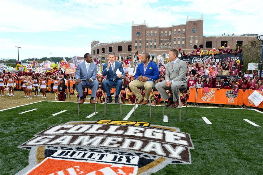 College GameDay to feature Clemson-Florida State for third ...