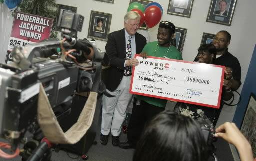 Gaston 19-year-old wins $35.3 million jackpot