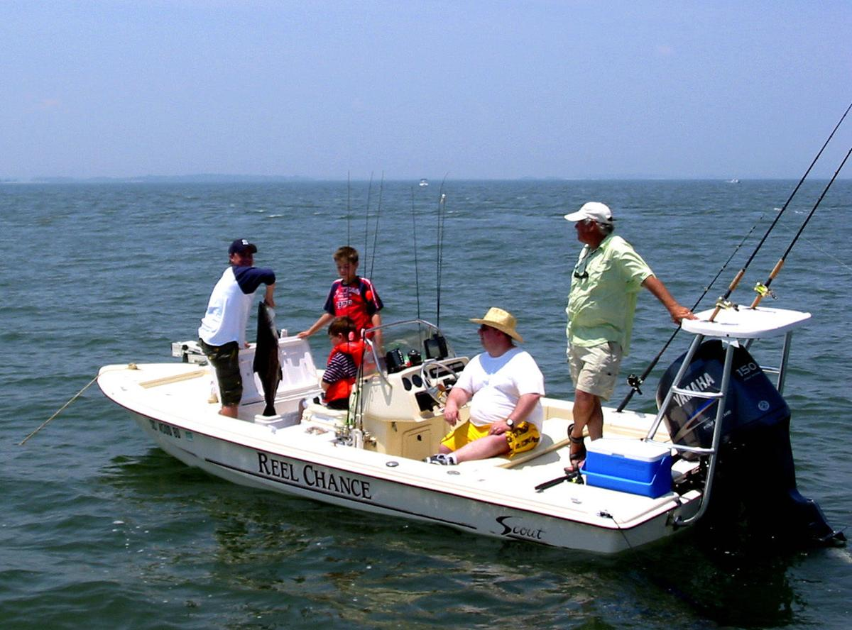 DNR looking to protect 'Mecca' of cobia fishery