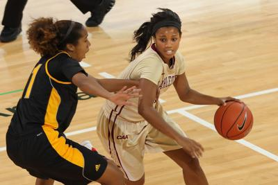 Cougars' Frye finds her shooting touch College of Charleston senior hits 10 3-pointers in one game
