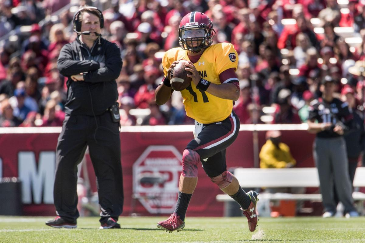 Top 10 USC, No. 2: Brandon McIlwain sets the bar in Gamecocks' quarterback race