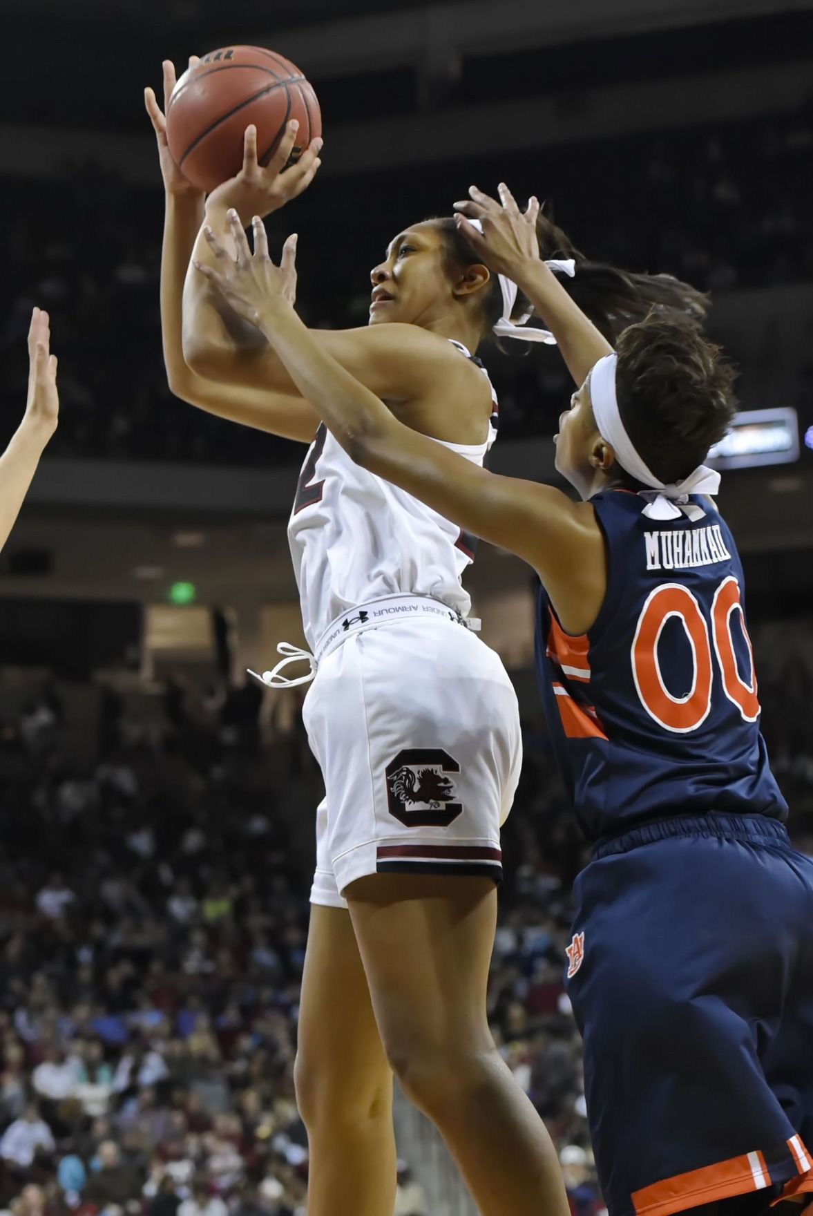 More recognition for A'ja Wilson, top-ranked USC women's team