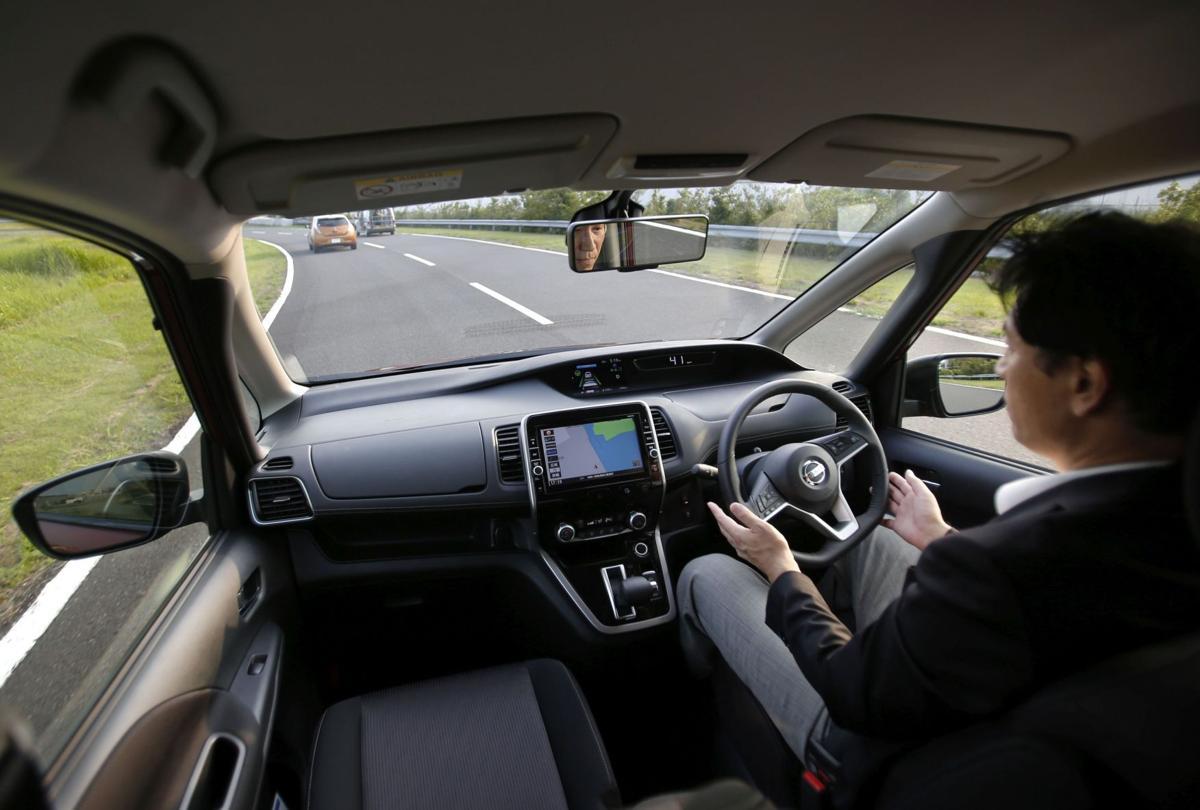 Nissan keeps self-driving simple — and not quite autonomous