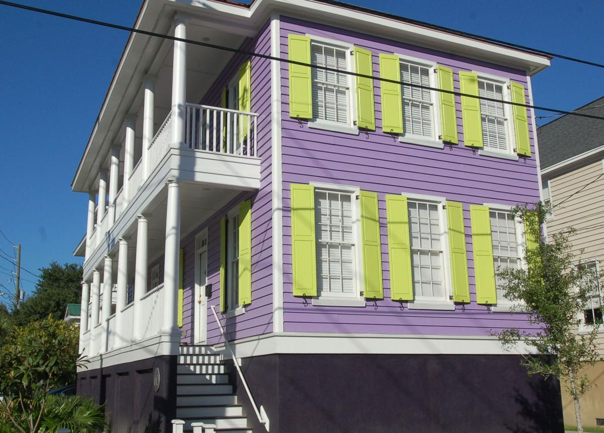 BEHRE COLUMN: Home color choices raise some eyebrows in historic Charleston