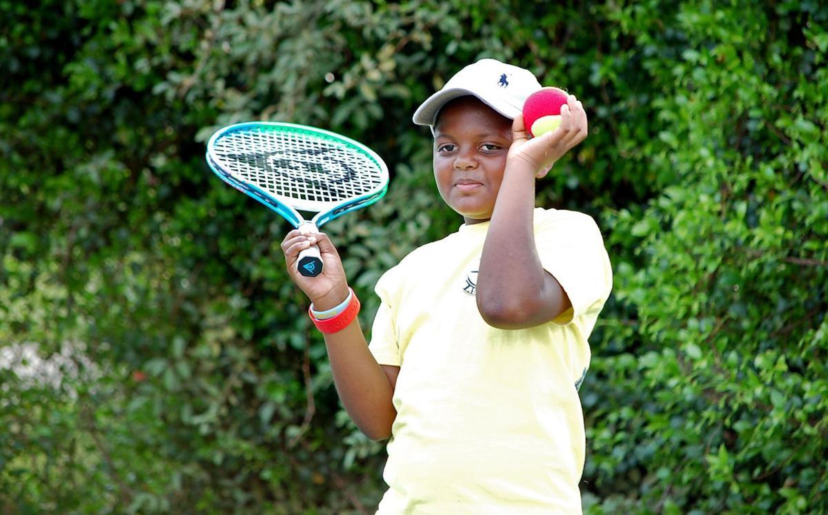 New program jump-starts tennis for kids