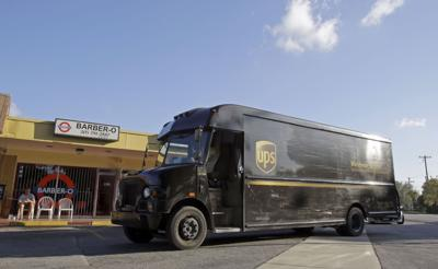 UPS more than doubles 3Q profit