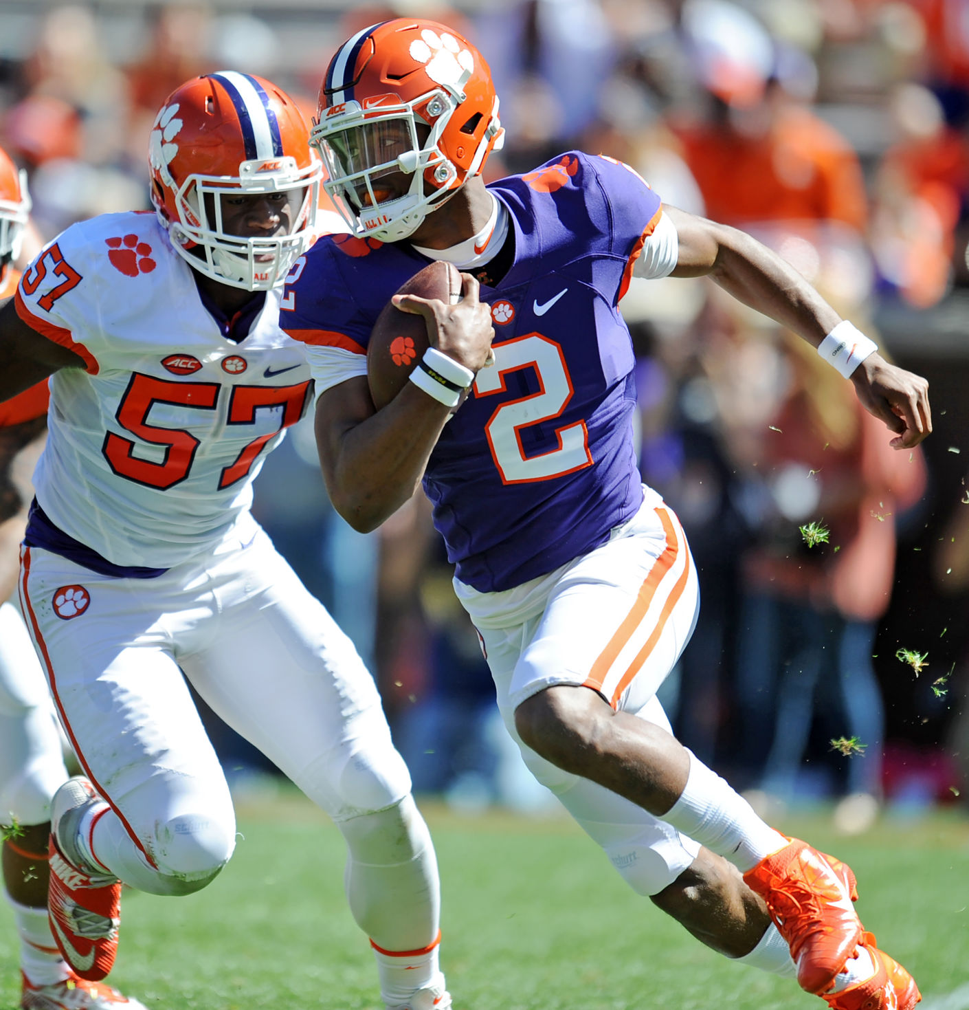 'Unless something goes crazy,' Kelly Bryant will start at QB for Clemson